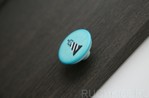 Ручка-кнопка d. 50 мм