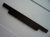 Ручка врезная (торцевая) L.396 мм