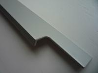Ручка врезная (торцевая) L.395 мм