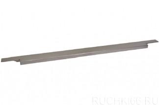 Ручка торцевая врезная L.496 мм
